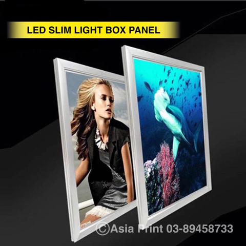 lightbox printing, cheap light box, super slim led light box, advertising light box