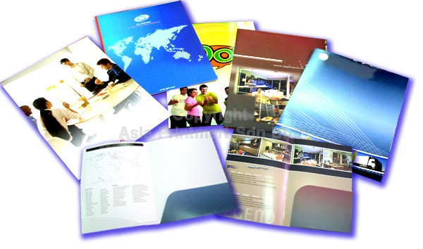 Cheap Corporate Folders Printing, Kuala Lumpur Corporate Folders Printing, Selangor Print Corporate Folders