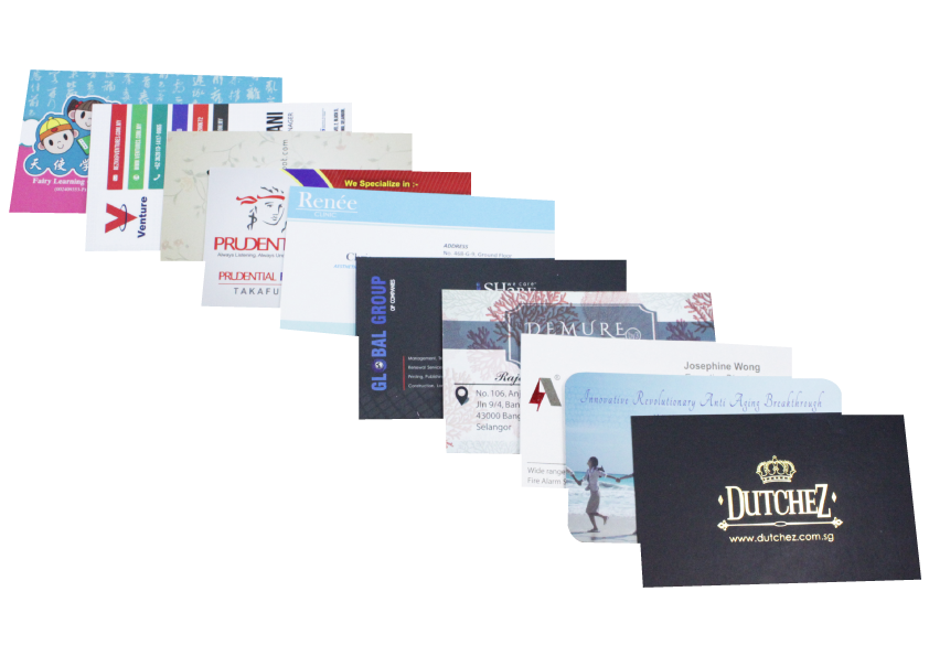 Printing Business Cards | Kuala Lumpur Business Cards Printing | Malaysia Print Business Cards | Printing Supplier in Malaysia
